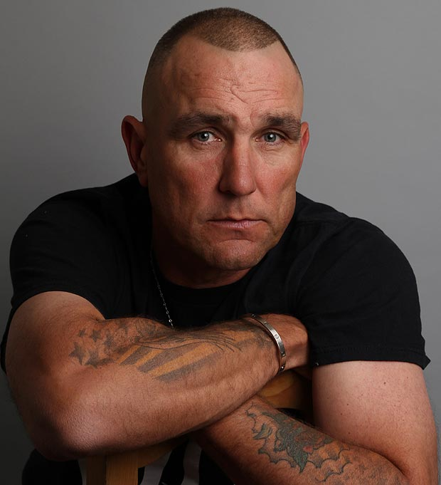 Vinnie Jones Tattoos