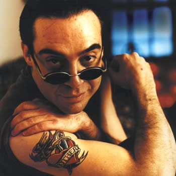Brad Roberts Tattoos
