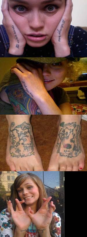 Megan Joy Tattoos