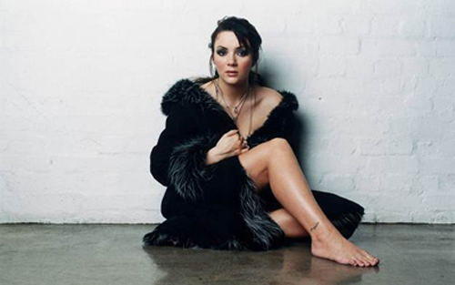 Martine McCutcheon tattoos