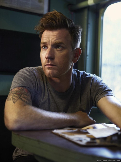 Ewan Gordon McGregor tattoos