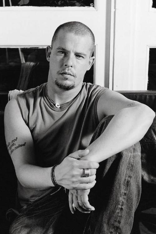 Alexander McQueen Tattoo