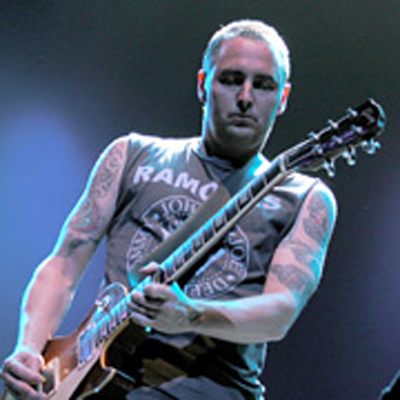 Mike McCready tattoos