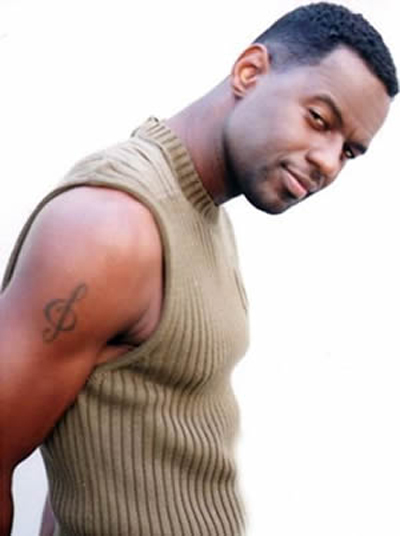 Brian McKnight tattoos