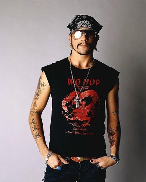 A.J. McLean Tattoos