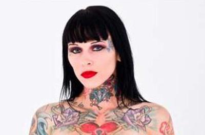 Michelle Mcgee Tattoos