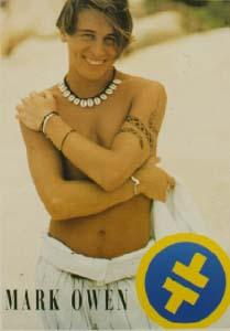 Mark Owen Tattoos