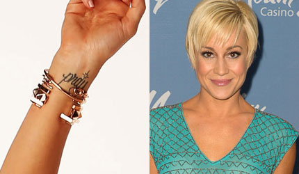 Kellie Pickler Tattoos