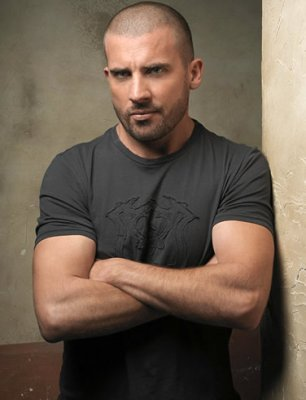 Dominic Purcell tattoos
