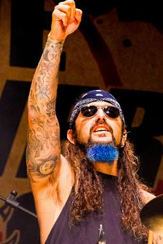 "Michael Stephen ""Mike"" Portnoy tattoos"