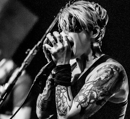 Otep Tattoos