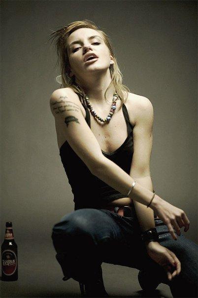 Nika Ostoic tattoos
